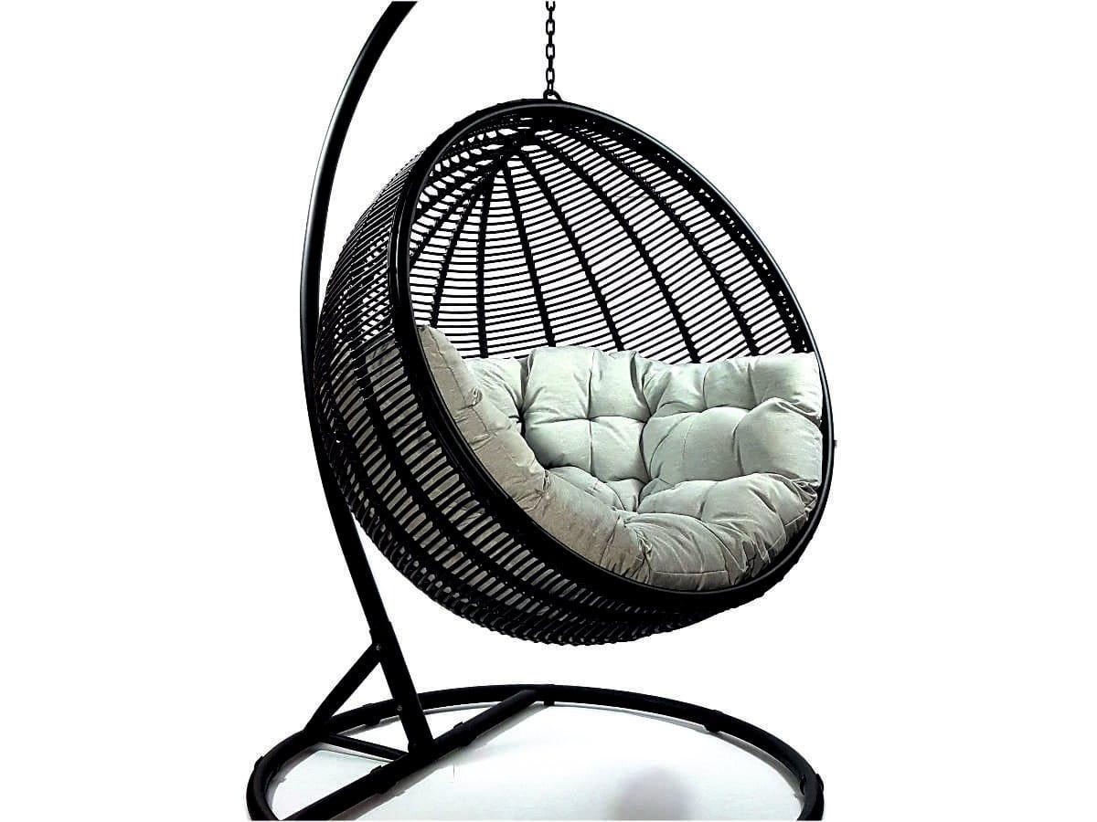 fotel bujany chuśtawka